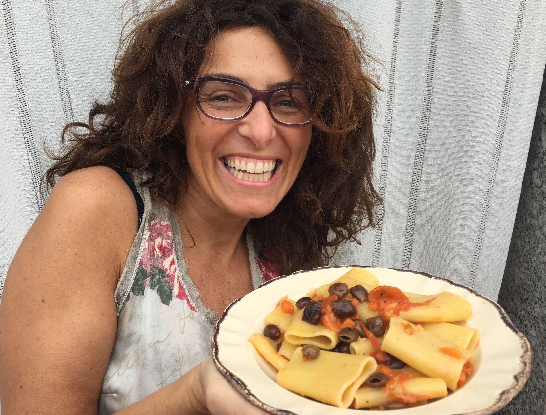 Ricette facili per cucinare in barca la pasta alle olive for Ricette per cucinare
