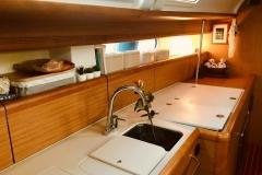 Cucina e doppio frigo